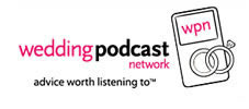 Logo for the Wedding Podcast Network
